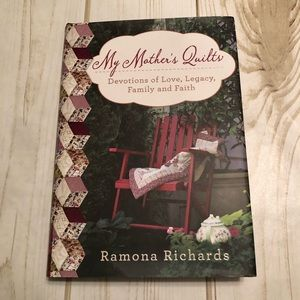 My Mother's Quilts Hardback Book Ramona Richards